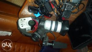 video cameraXL1
