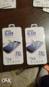 SAMSUNG GALAXY S6 TEMPERED 9H GLASS