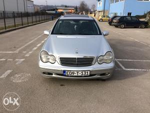 Mercedes C220 CDI,REG,ODLICNO STANJE