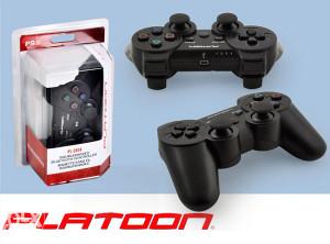 DualShock 3 PS3 i PC Wireless Joystick Controller