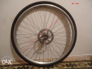 Felga  za  biciklo,  sa  discom