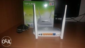 Tp-Link AP/Client router