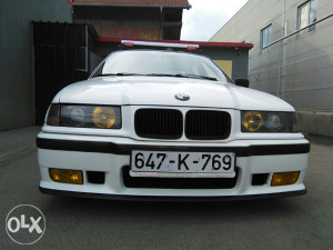 BMW 316i E36 M optic