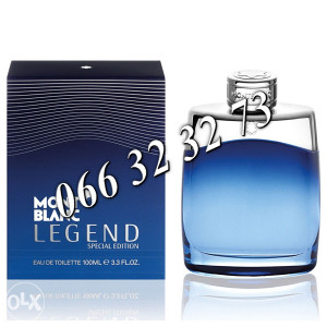 Mont Blanc Legend Special Edition 100ml 2014  M 100 ml