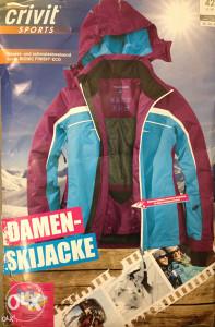 Sportska Zenska Ski jakna vel. L