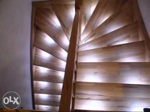 gazista za stepenice drvena