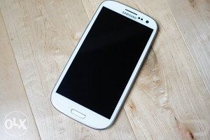 Samsung s3 - neispravan displej