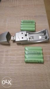 USB punjač baterija