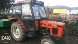 Traktor Zetor 52-11