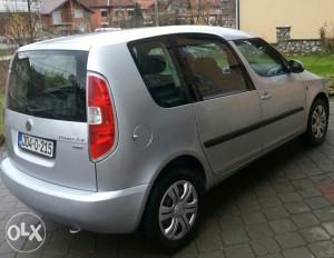 Škoda ROOMSTER, 2008. 1,9TDI