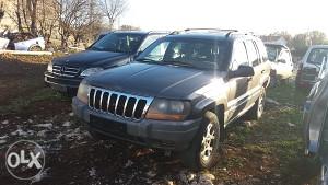 Jeep Grand Cherokee 4.0 4x4 motor u kvaru