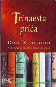 Trinaesta priča - Diane Setterfield