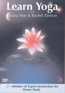 Learn Yoga with Louisa Sear and Rachel Zinman-DVD
