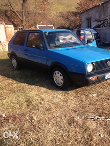 Golf 2 dizel registrovan