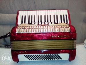 Harmonika HOHNER VERDI 3 N