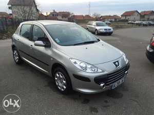 Peugeot 307 1.6 hdi 2007 66 kw
