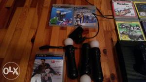 Playstation 3 SUPER SLIM + 27 IGRICA KAMERA ITD.......