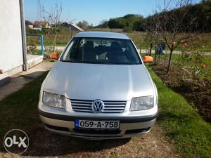 VW BORA TDI