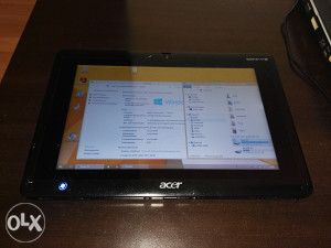 Tablet acer iconiatab 10' windows8