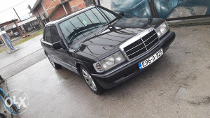Mercedes 190 Sportline