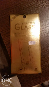 SAMSUNG GALAXY S3 TEMPERED GLASS