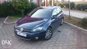 GOLF VI 1.6 TDI CR BLUEMOTION (proiz.8/2012)