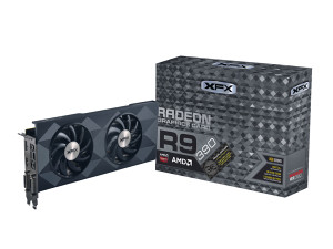 XFX R9 390 Double Dissipation Black Edition 8gb