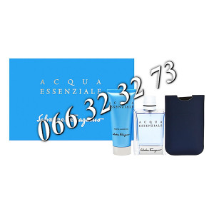 Salvatore Ferragamo Acqua Essenziale 100ml + 100ml SG + Iphone M 50 ml