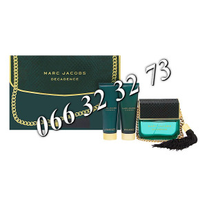 Marc Jacobs Decadence 100ml EDP + 75ml BL +75ml SG Ž 100 ml