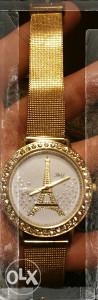 Zlatni zenski sat