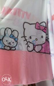 Djecije zavjese Hello Kitty