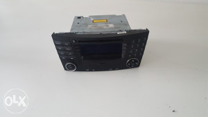 Mercedes cd radio w211