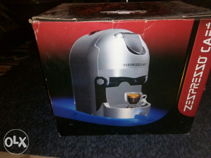 Kafe aparat Zepter