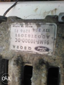 Alternator Ford Fiesta