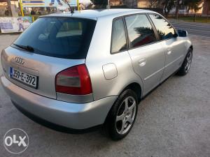 AUDI A3 REGISTROVAN FACELIFT  VW SEAT SKODA OPEL