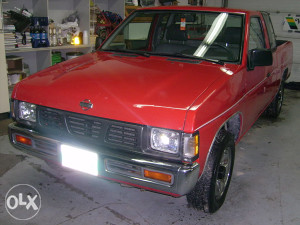 Far Nissan Pick UP