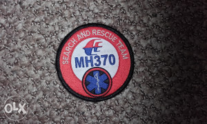 MH370 AMBLEM ORGINAL