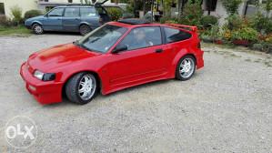 Honda CRX.cvic.gti.vr6