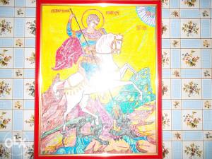 ikona sv. Georgija