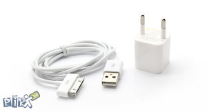 Punjac i USB kabal Apple iPhone iPod iPad 3/4/5 mobitel