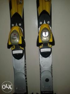 Skije Atomic Beta Race SL II,I2  R11, 140cm