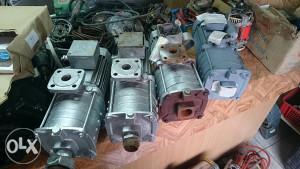 Elektrokovina 5 stepene pumpe