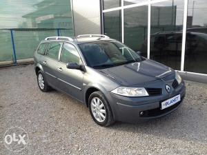 Renault Megane Benzin-PLIN