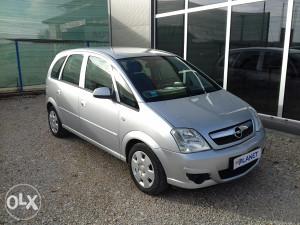 Opel Meriva Benzin-PLIN