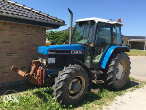 Ford 6640 4wd