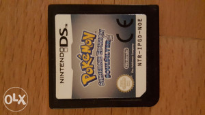 Nintendo ds igra POKEMON Soul Silver (NOE) PAL NjEMACKI