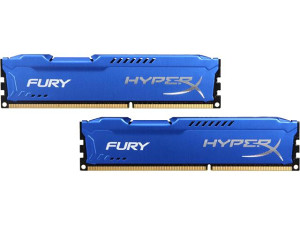 Kingston Hyperx Fury 16gb (2x8GB) 1600mhz DDR3 memorija