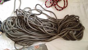 Oprema za Alpiniste capin, uzad, ...
