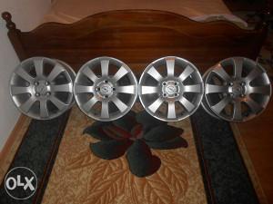 Aluminijske felge 15/60/195  Orginal Opel