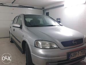 Opel Astra G 1.6 Benzin 2004g.